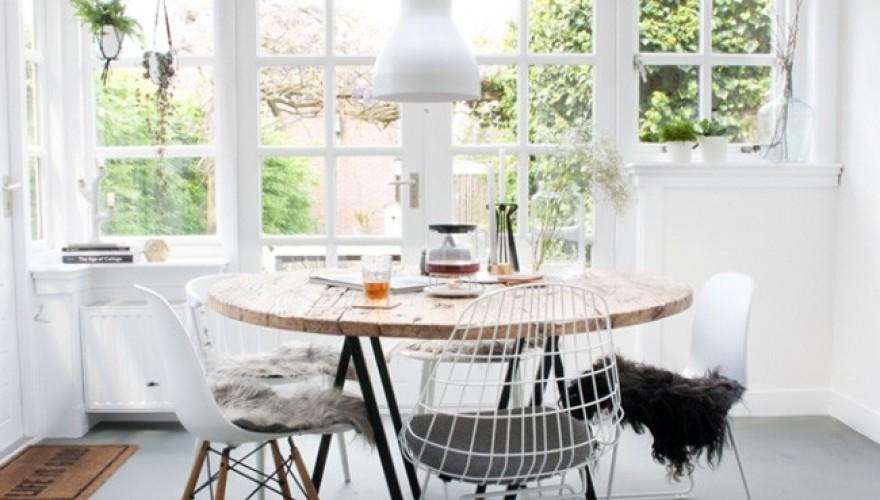 Une table DIY