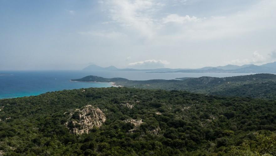 Itinéraire d'un voyage en Sardaigne