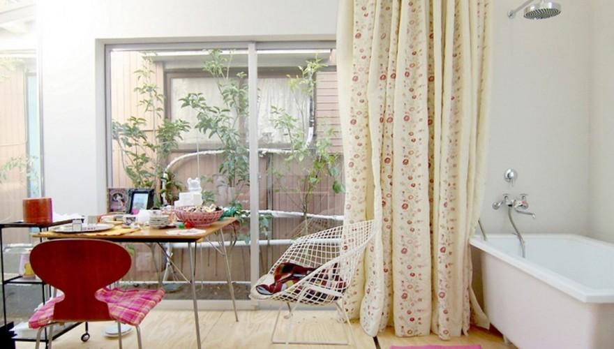 House A de Ryue Nishiwaza : quand les espaces se mélangent