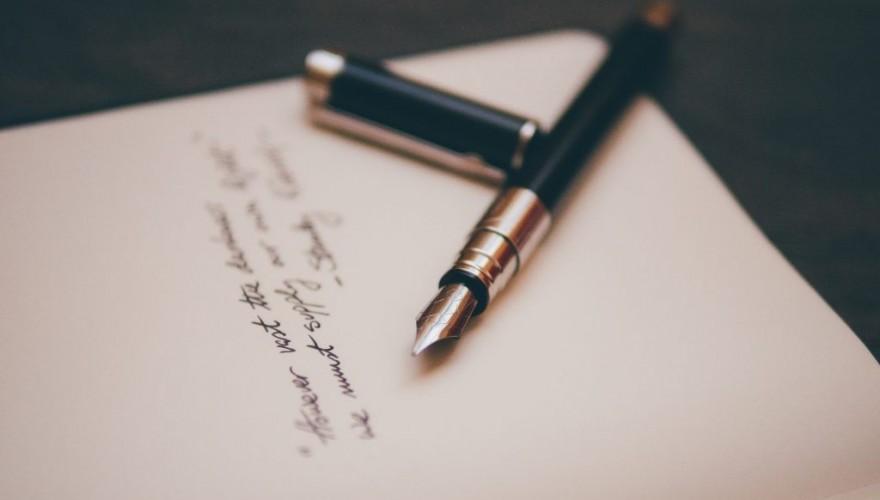 Lettre pour mes 40 ans