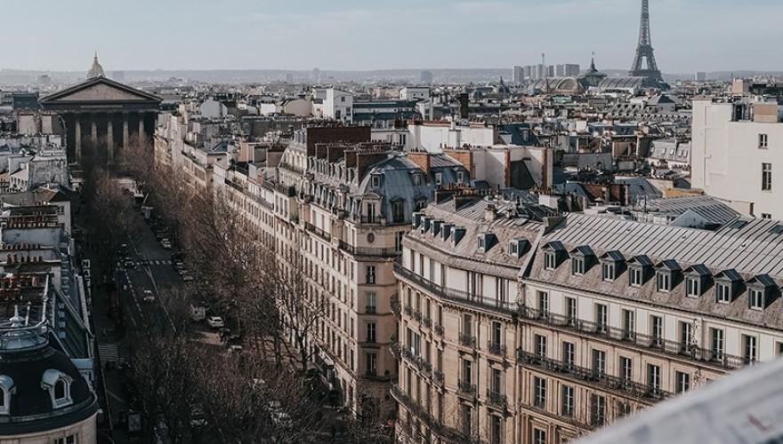 Un weekend à Paris