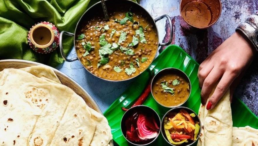 Curry masala de lentilles : l'art de sublimer une boîte de conserve et vous faire voyager en saveurs !