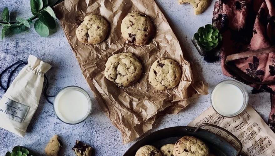 Cookies fondants à souhait comme à la Mie Câline !