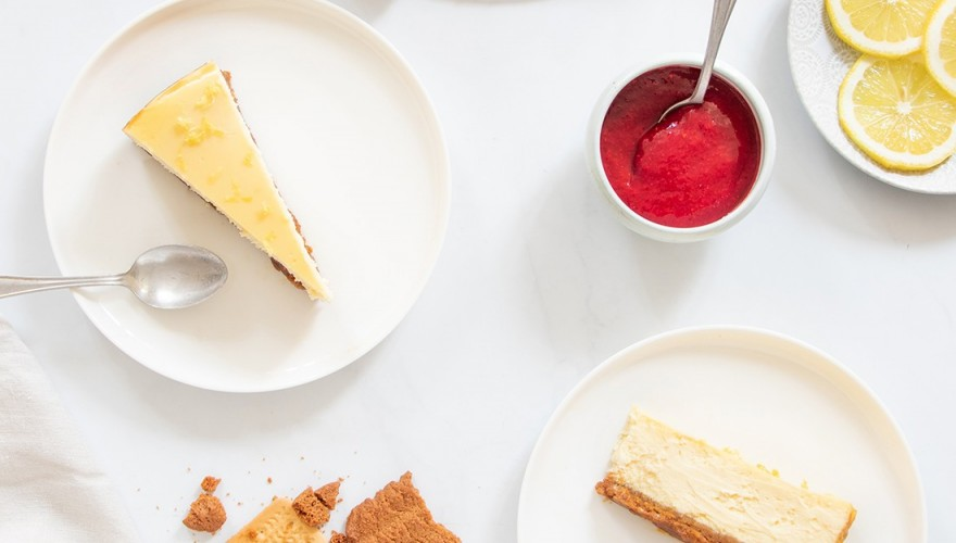 Cheesecake Américain