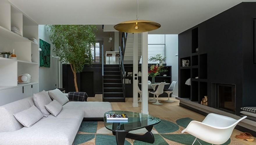 Aboutir l'aménagement d'une extension par Camille Hermand