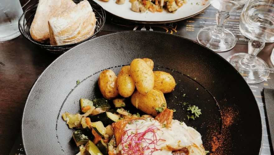 L'ARDOISINE : cuisine traditionnelle à Fontenay-le-Comte