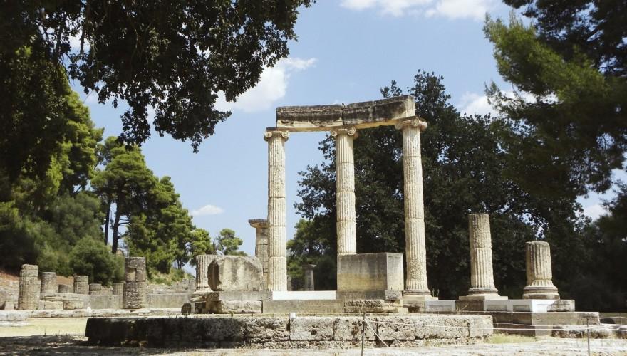 GRECE : Top 5 des monuments à visiter